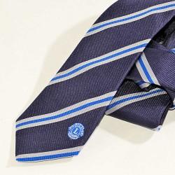 Cravatta promozionale in seta - Cliente LIONS