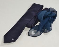 Cravatta e sciarpa in seta - Cliente BERTO'S